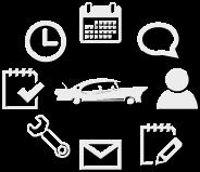 Dienstleistung rund ums Auto